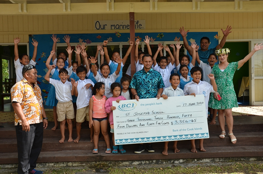 Children's learning overshadowed by donation