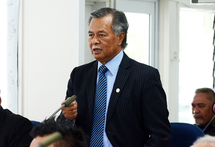 Prime Minister Henry Puna to step down