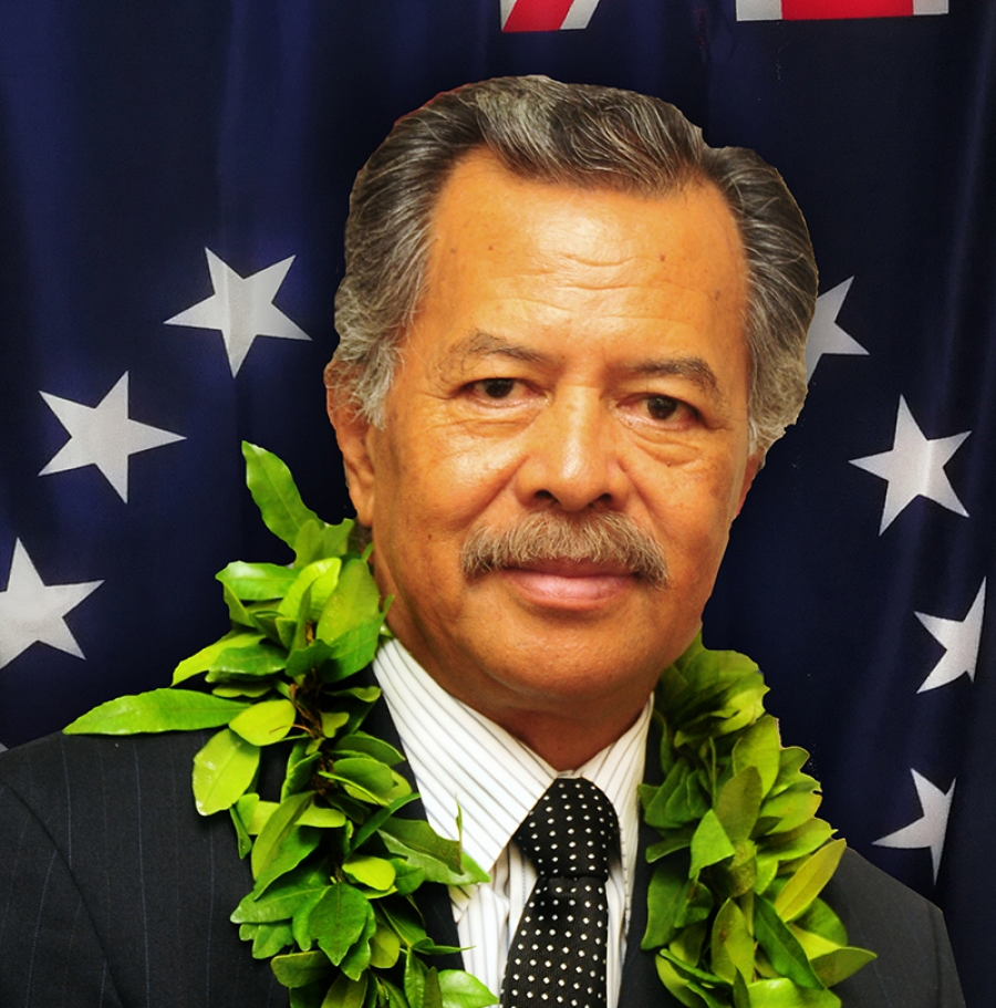Forum chair's unwavering support for Henry Puna