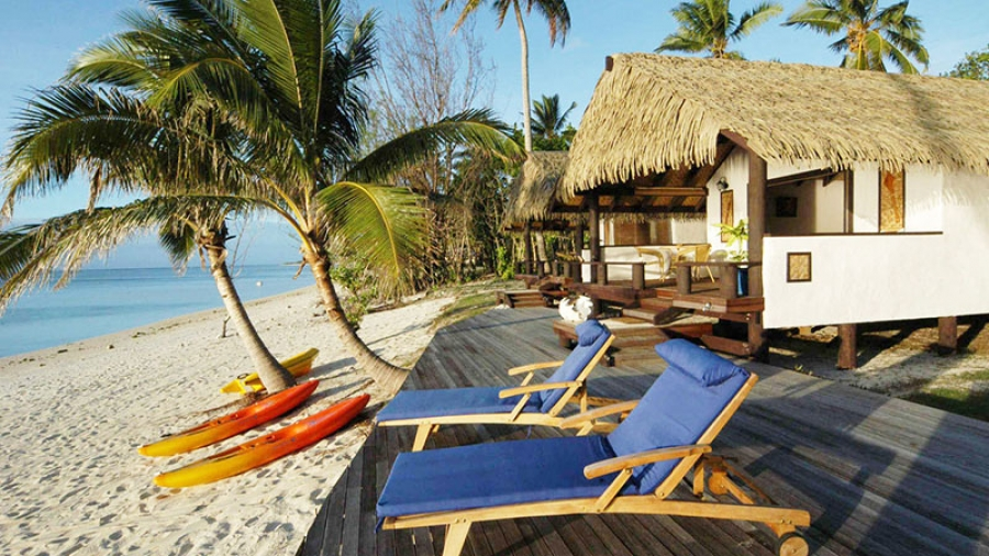 Rarotonga guests keep Aitutaki tourism afloat