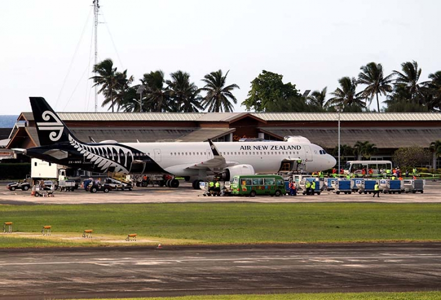 Air New Zealand plans for Cook Islands travel bubble