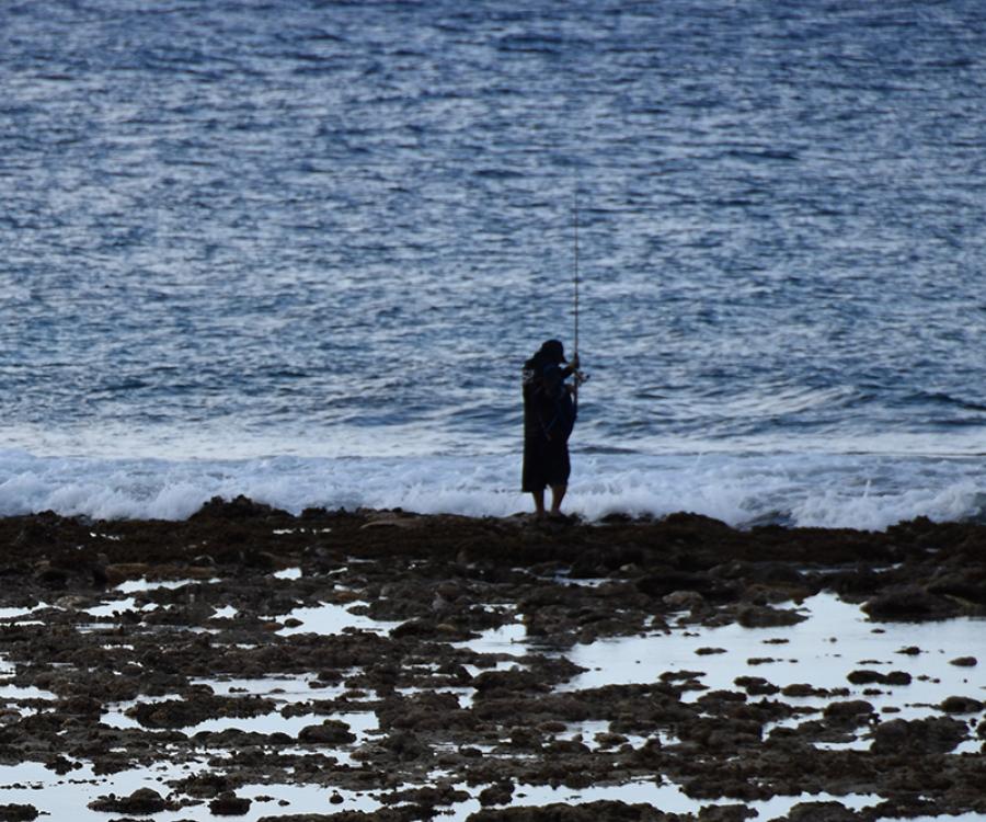 Coastal fishers caught between custom and individual rights