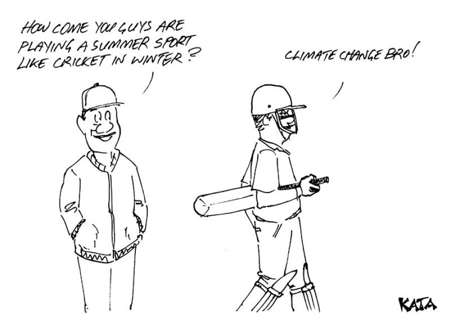 Kata: Cricket in winter