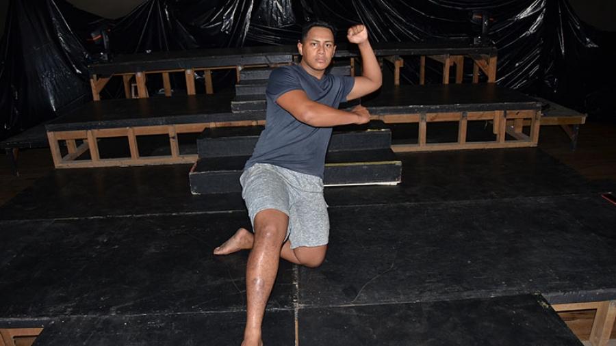 Nerves settle for the biggest night of dance
