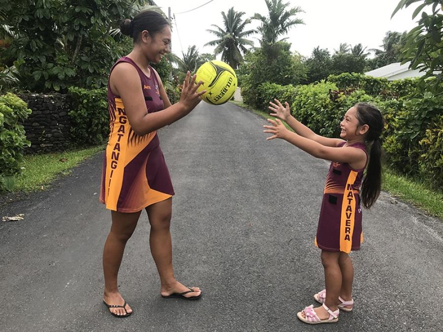 Netball to host junior comp