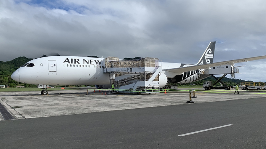 New Air NZ hold on flight bookings
