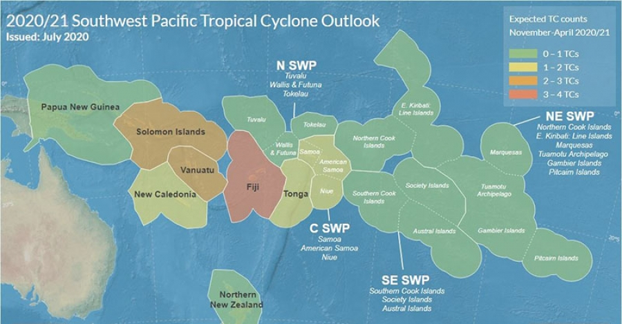 New cyclone forecasting tool