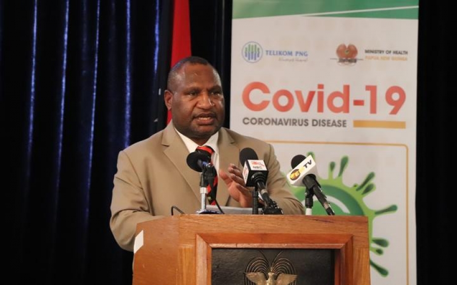 Papua New Guinea confirms its 16th case of Covid-19