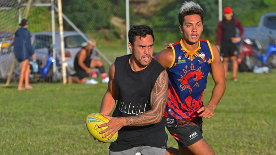 Te Maeva Nui Touch competition