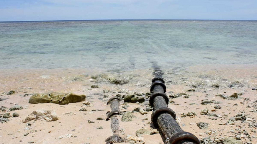 Undersea internet cable is all ready – bar the talking