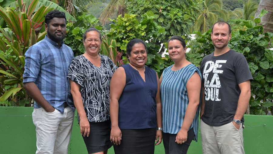 Cook Islands News appoints new editor and senior journalists