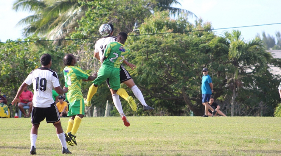 Tupapa holds on for football win