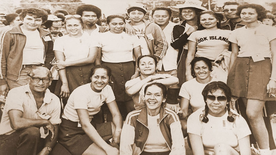 A tribute to mamas in netball