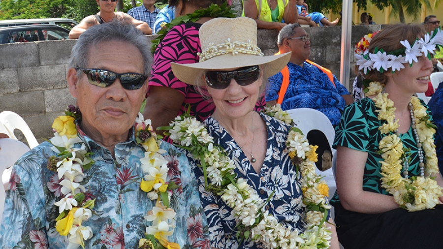 Dr Joseph Williams – a man of mana and humility
