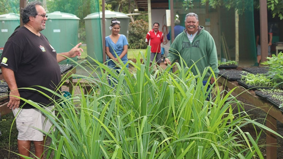 Resilient livelihoods project nears end