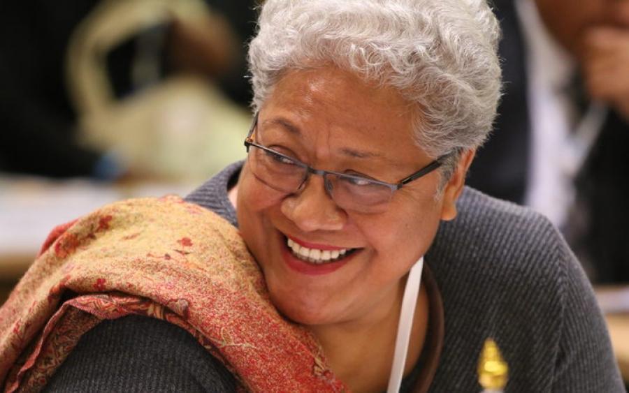 Samoa's deputy prime minister defects