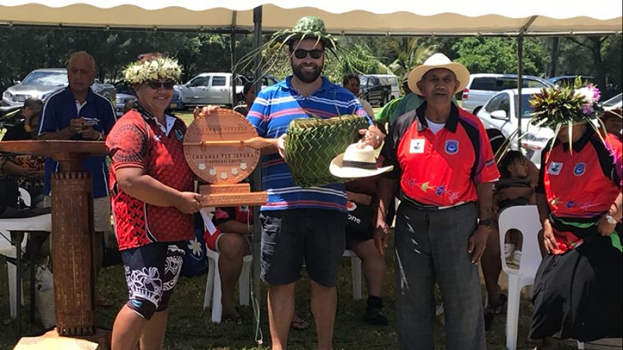 Christopher Watkins: Cook Islands Games bring a sense of togetherness