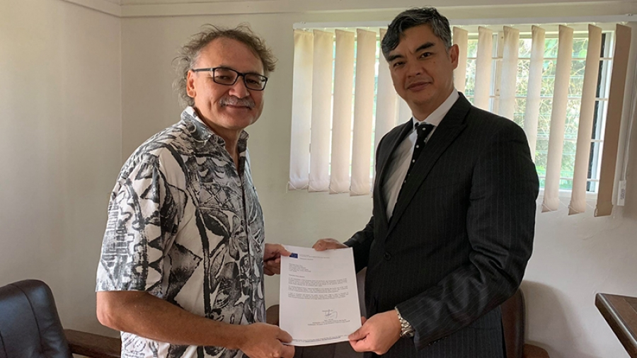 Cook Islands expands prospects in Pacific regional hub