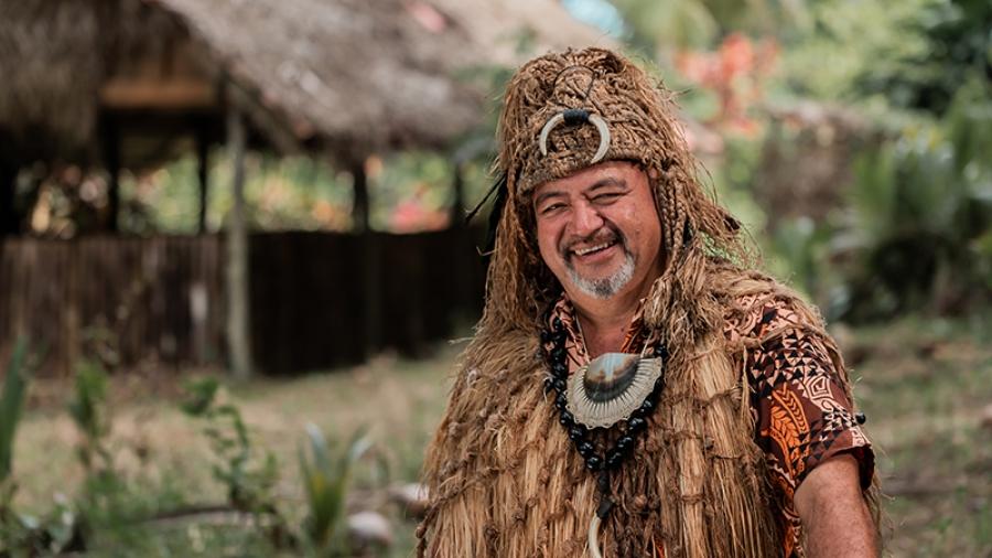Embracing Cook Islands culture