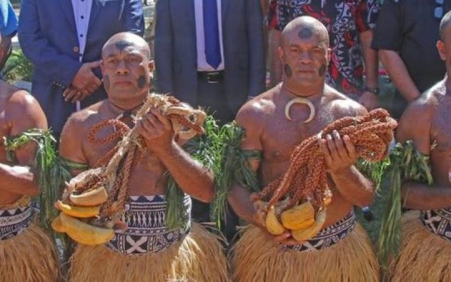 Fiji moves to put the handbrake on tabua exports