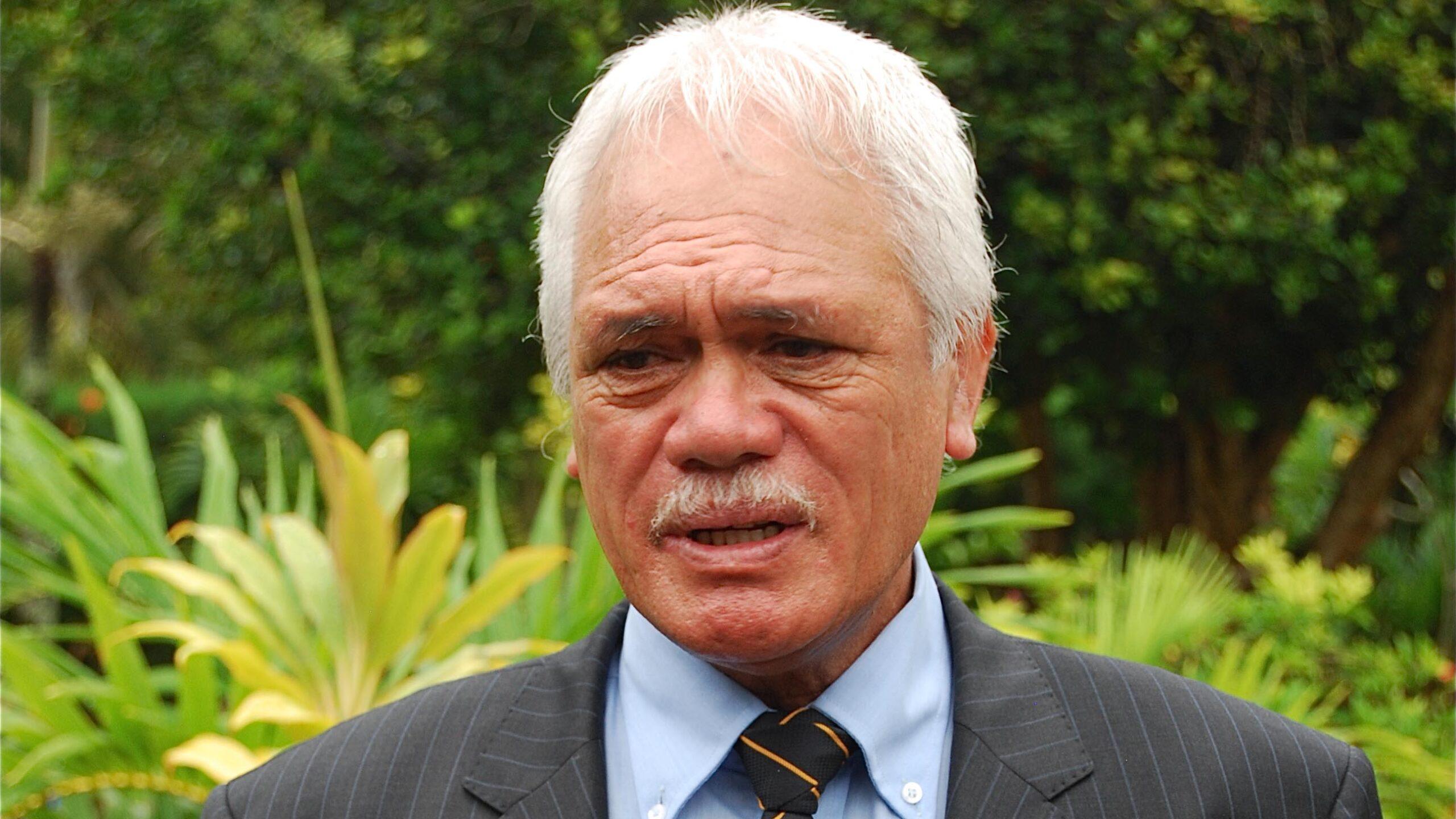Jim Marurai: The unexpected prime minister