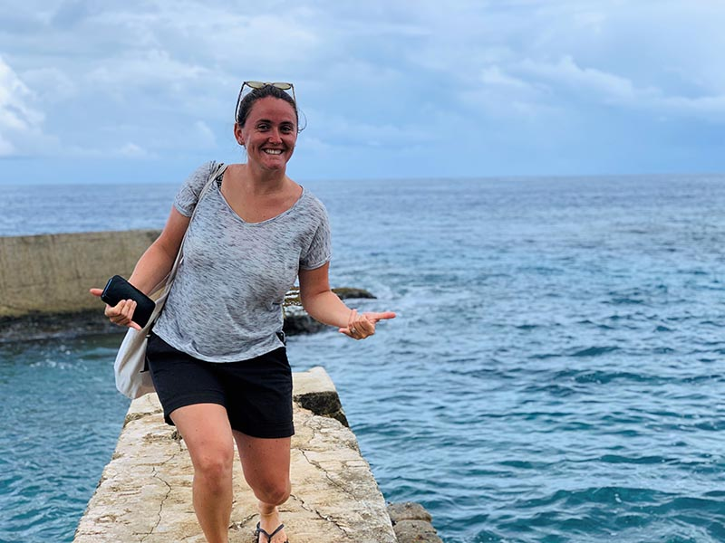 Trip of a lifetime to outer islands