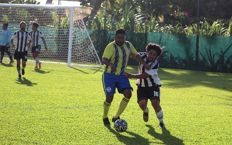 Minnows eye knockouts as football enters final round