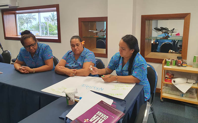 Committing to the Cook Islands Promise