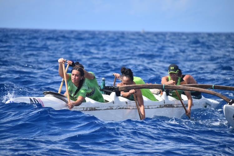 Participation wins on the water