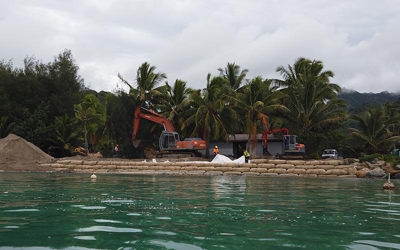 Avana coastal  protection – it's in the bag
