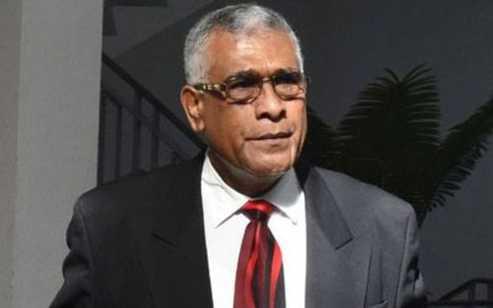 High chief elected Fiji's new Opposition Leader