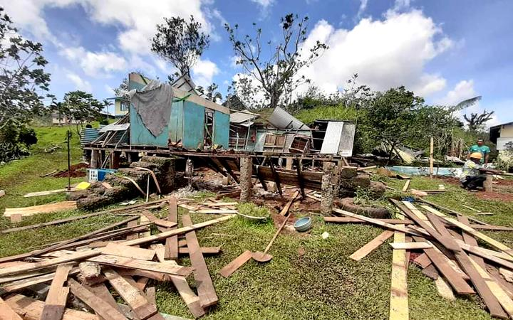 Thousands still in evacuation centres in Fiji