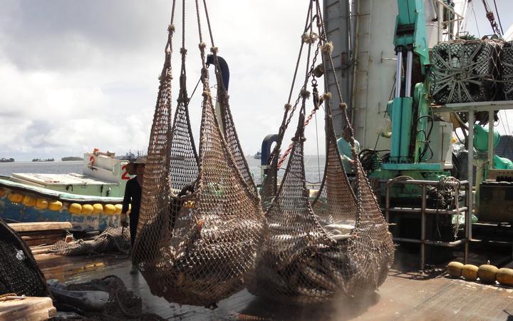 EU backs fisheries 'value chain' initiative in Marshall Islands