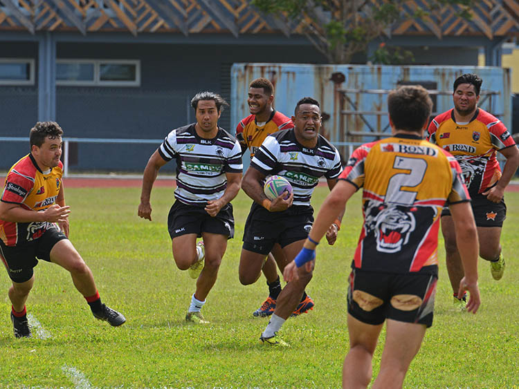 Eleven teams for League Nines