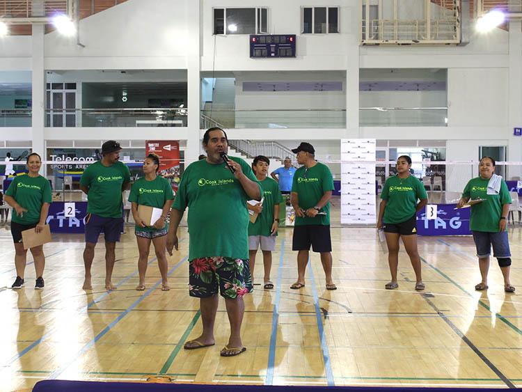 Nurturing the dreams of local badminton stars
