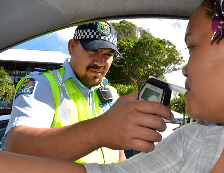 Drink-driver caught three times over legal limit