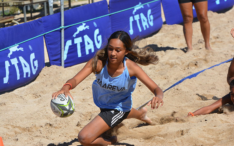 Notchya, RBDC top bets in Touch at Beach Games