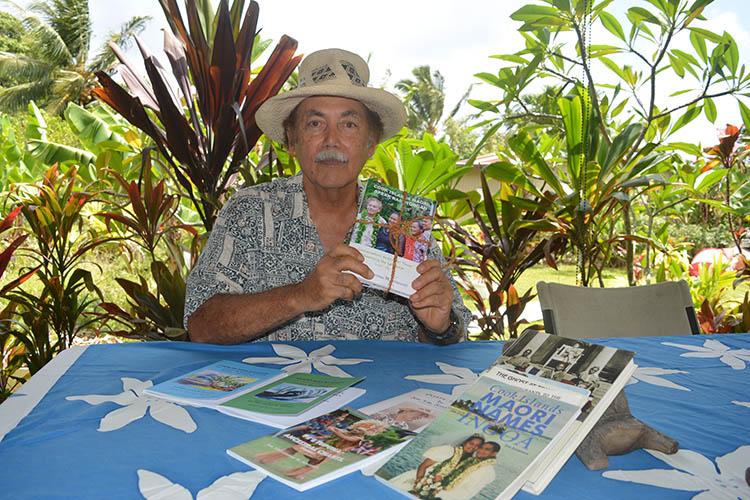 Professor continues recording local history and culture in his books