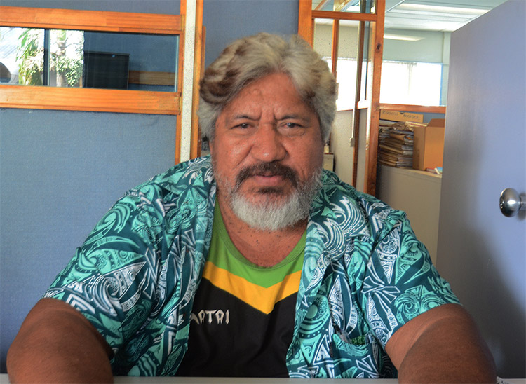Cook Islands Workers Association recruiting members
