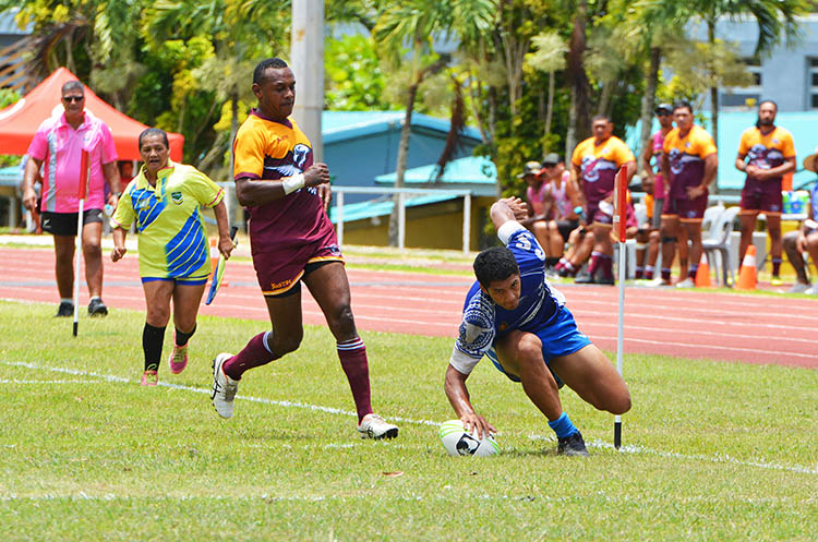 Titikaveka Bulldogs booted out of league's premier comp
