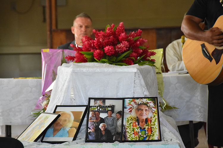 Centenarian Mama Mare laid to rest