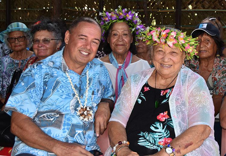 Elderly care centre Are Pa Metua gets beachfront home
