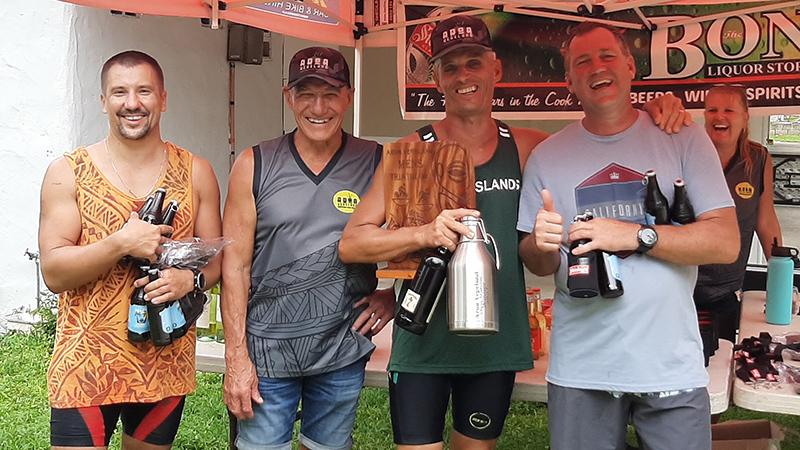Veteran Neururer claims triathlon title