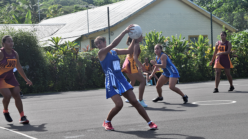 Clash of the titans battle in netball