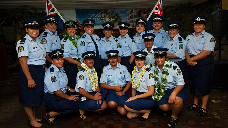 50 years of women in policing