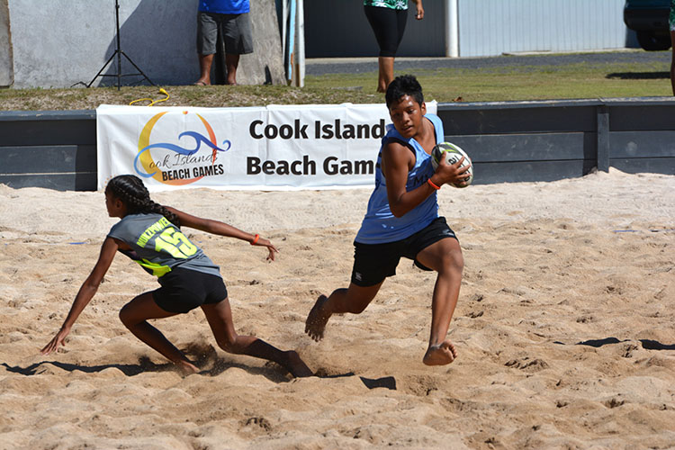 Excitement builds for Youth Games