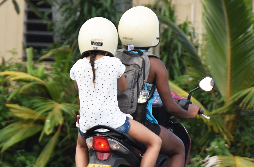 Six months on: Has helmet  law made Raro roads safer?