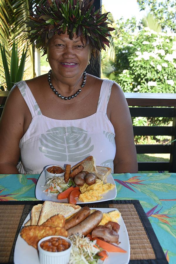 Aitutaki's Mouarii Café – 'This is my dream, this is me'