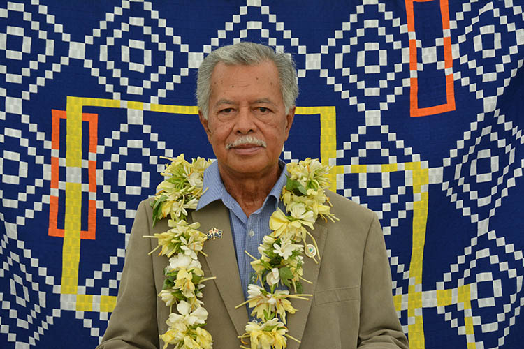 New head of fractured Pacific Forum Henry Puna stresses unity