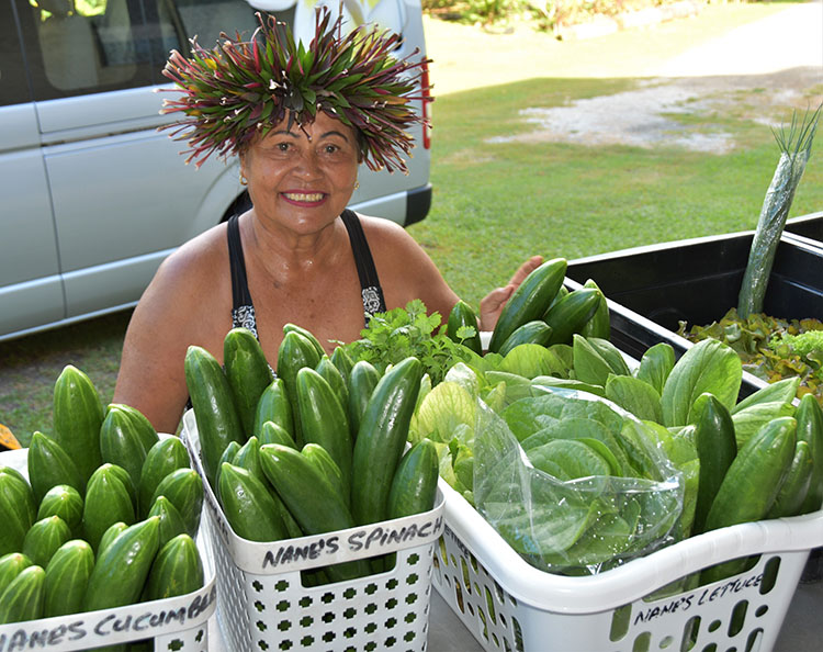 GOING LOCAL: Remedies for healthy living